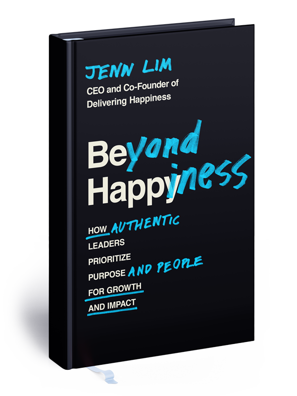 Beyond Happiness Book cover